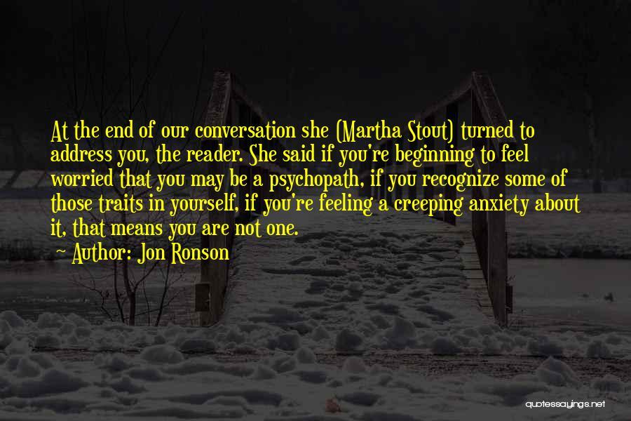 Jon Ronson Quotes 554908