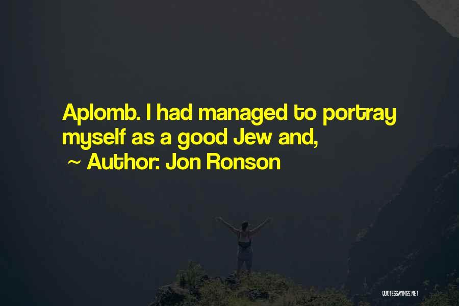 Jon Ronson Quotes 88976