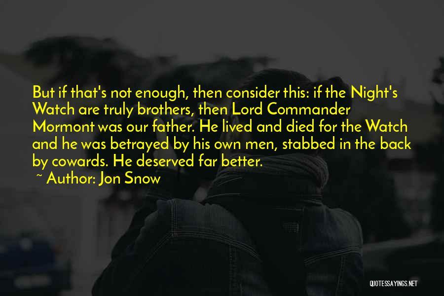 Jon Snow Quotes 1173328