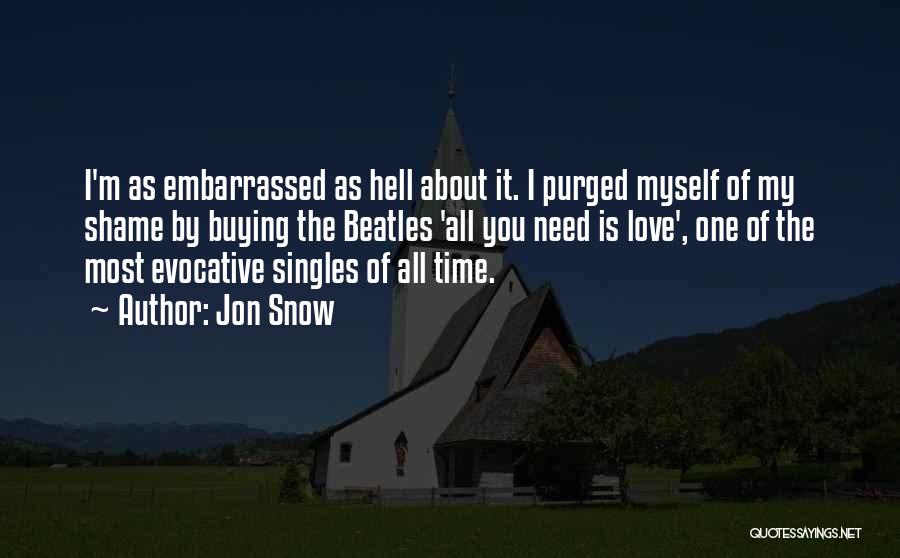 Jon Snow Quotes 1964869