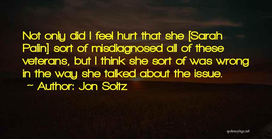 Jon Soltz Quotes 1452932