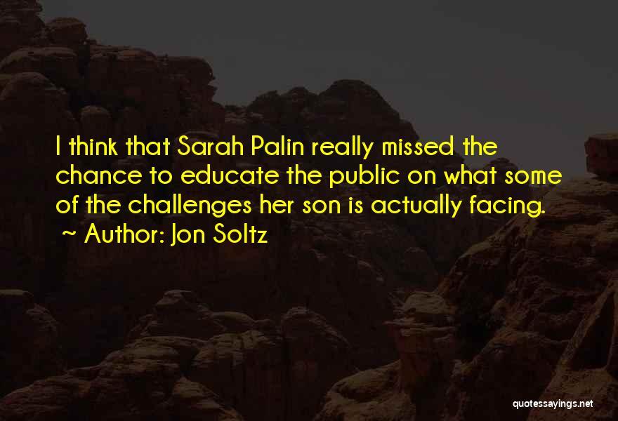 Jon Soltz Quotes 2122140