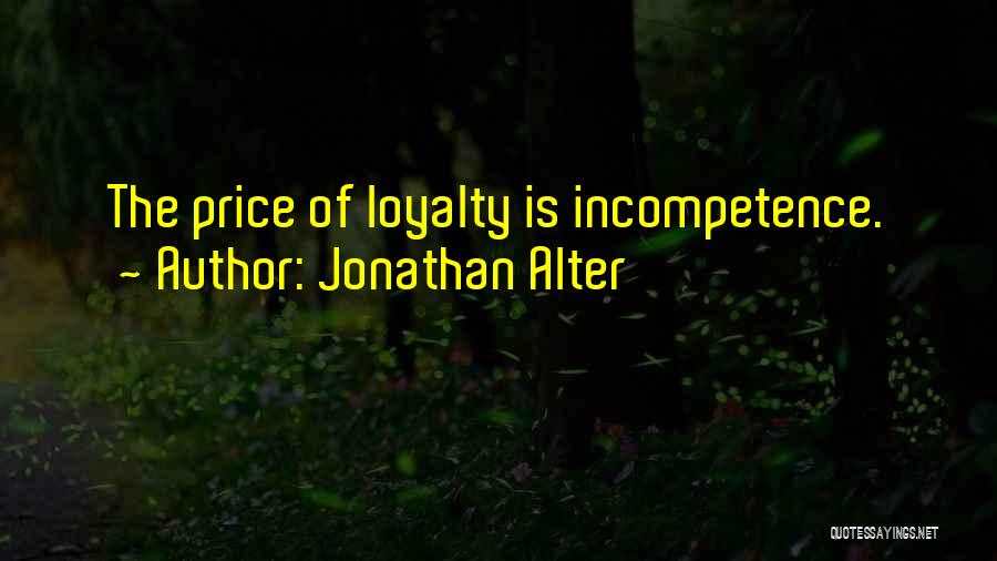 Jonathan Alter Quotes 1063344