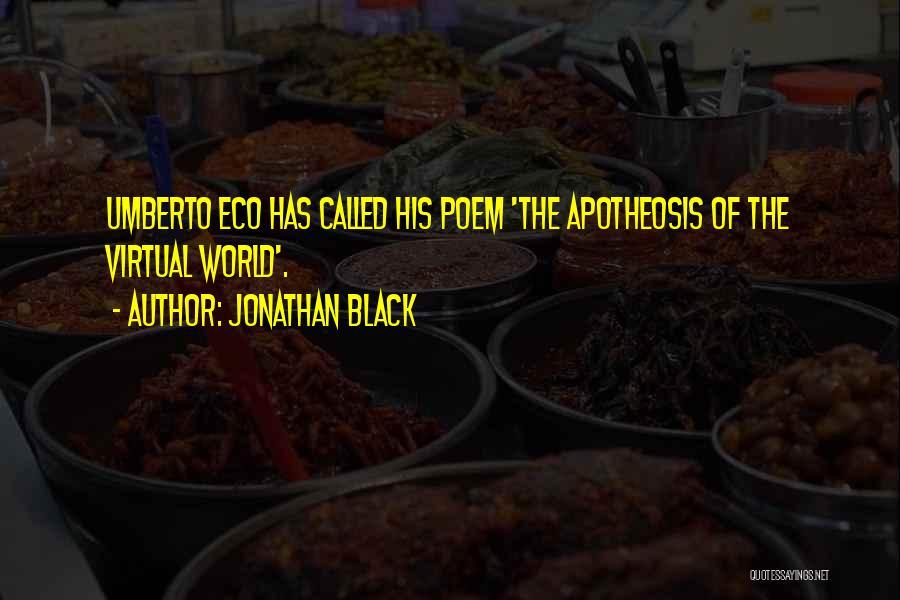 Jonathan Black Quotes 1047157
