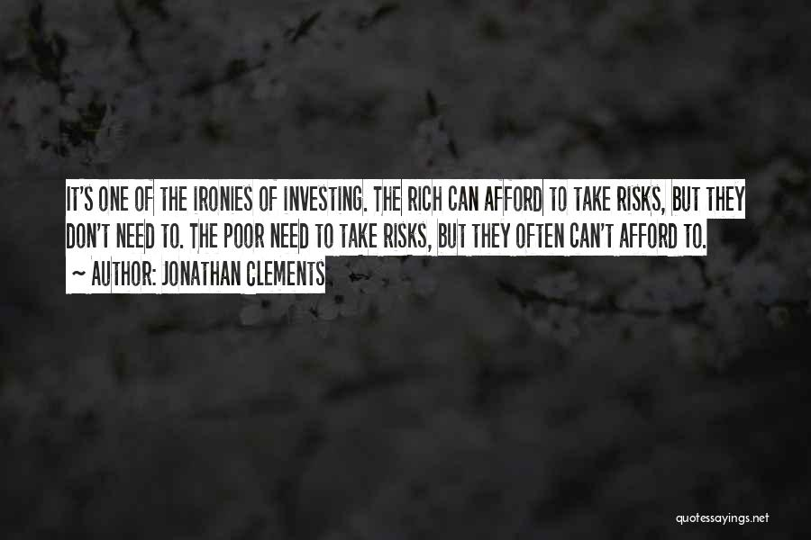 Jonathan Clements Quotes 2102868