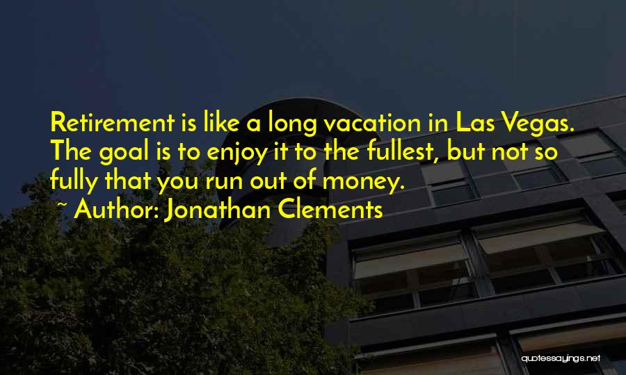 Jonathan Clements Quotes 672679
