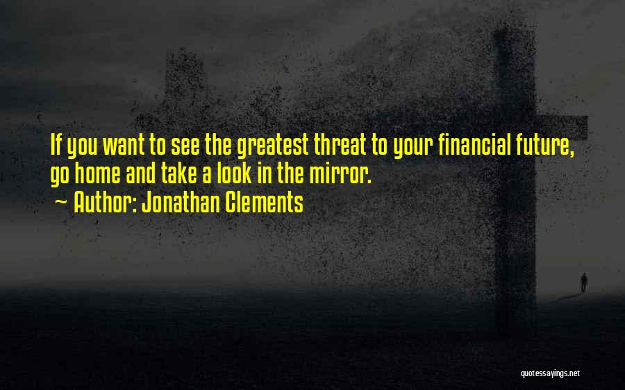 Jonathan Clements Quotes 962247