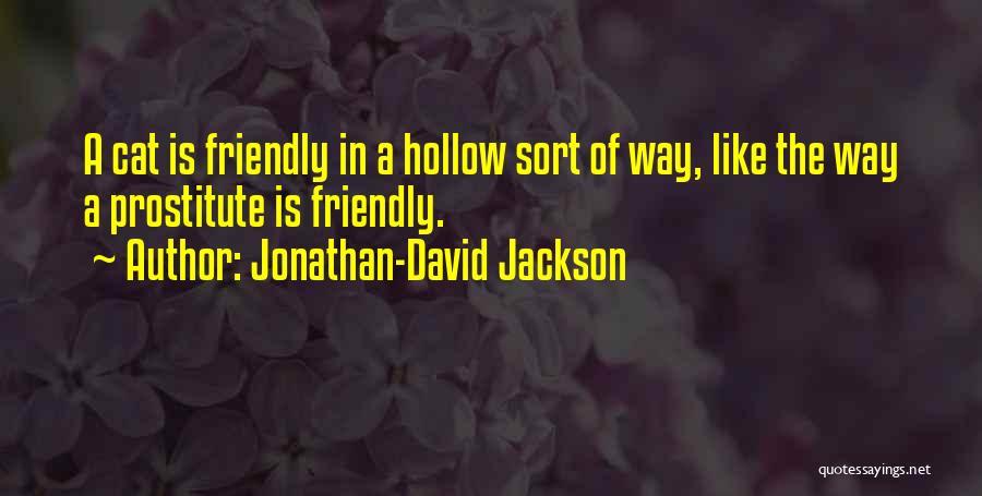 Jonathan-David Jackson Quotes 1691896