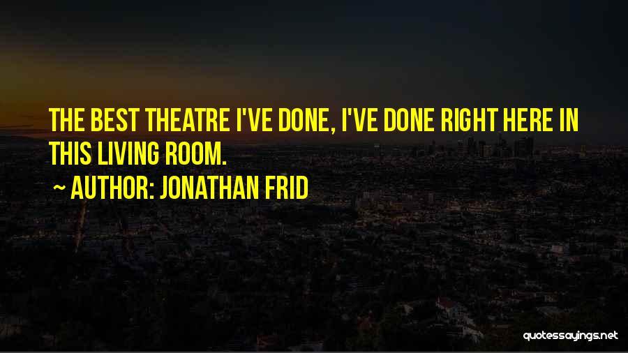 Jonathan Frid Quotes 1093783