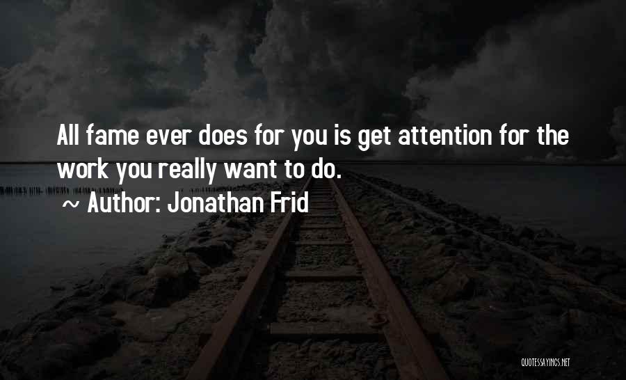 Jonathan Frid Quotes 1477018