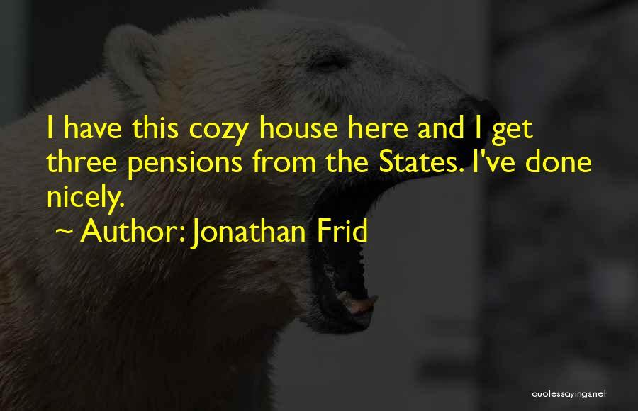 Jonathan Frid Quotes 1914697