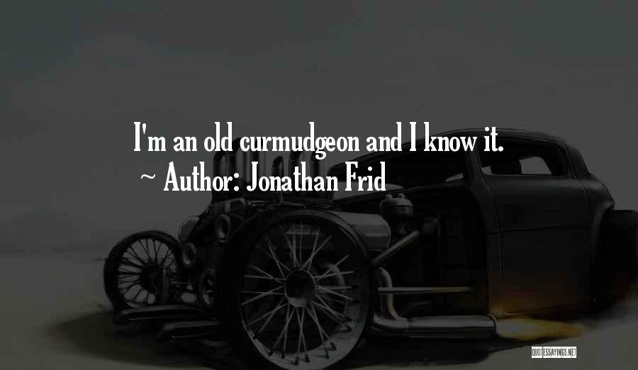 Jonathan Frid Quotes 2078334