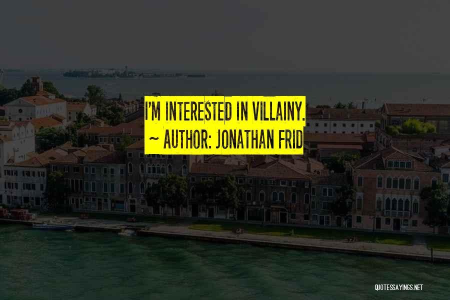 Jonathan Frid Quotes 249843