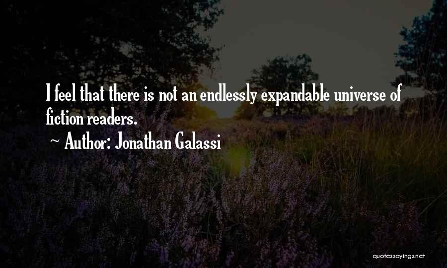 Jonathan Galassi Quotes 1035290