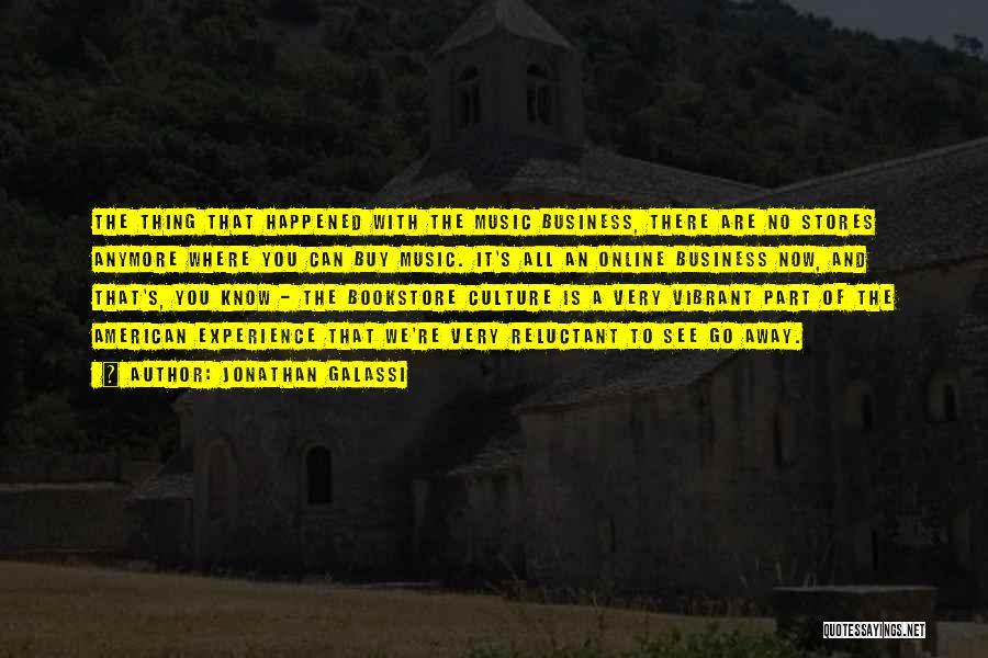 Jonathan Galassi Quotes 1102971