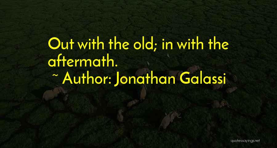 Jonathan Galassi Quotes 1110969