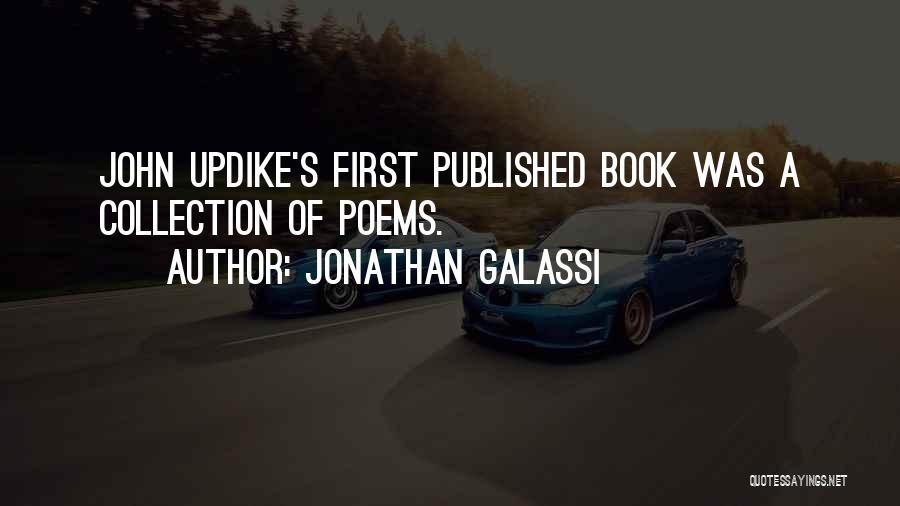 Jonathan Galassi Quotes 1402004
