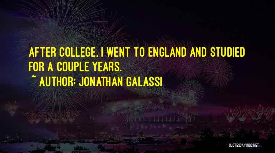 Jonathan Galassi Quotes 150297