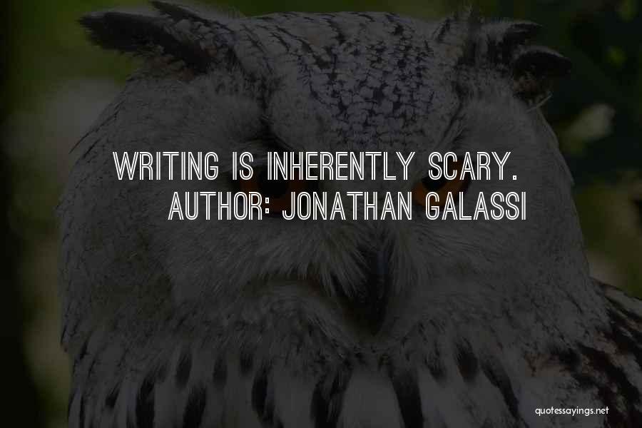 Jonathan Galassi Quotes 1555188