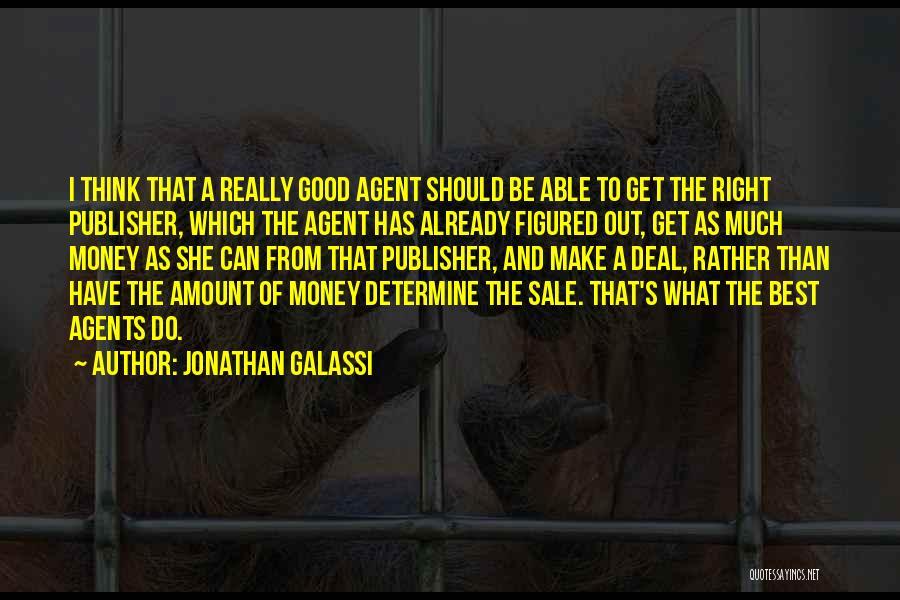Jonathan Galassi Quotes 1566757
