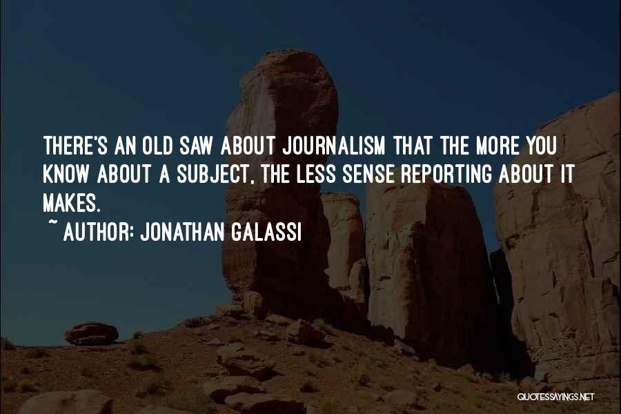 Jonathan Galassi Quotes 1848900