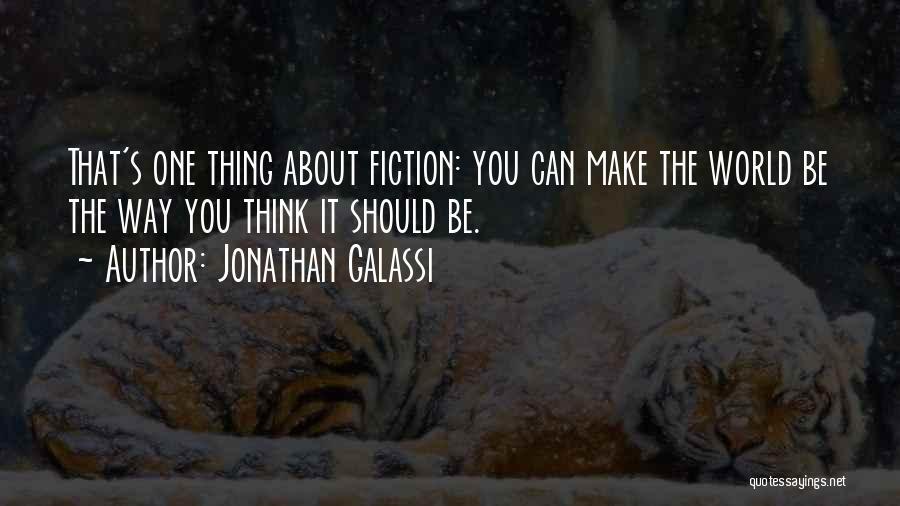 Jonathan Galassi Quotes 2113502