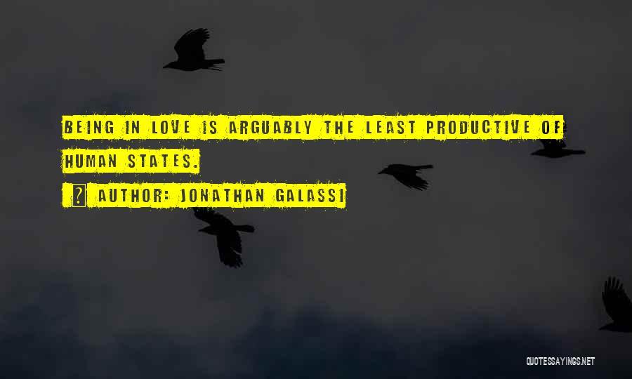 Jonathan Galassi Quotes 710127