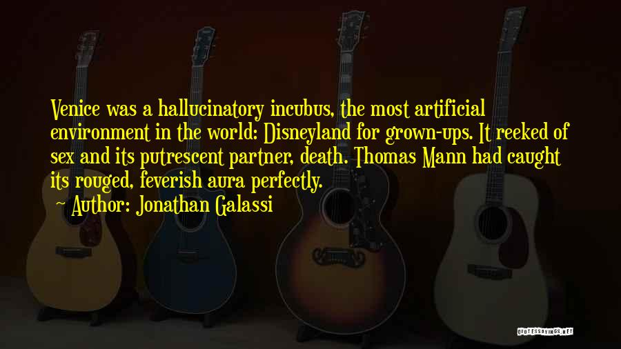 Jonathan Galassi Quotes 844741
