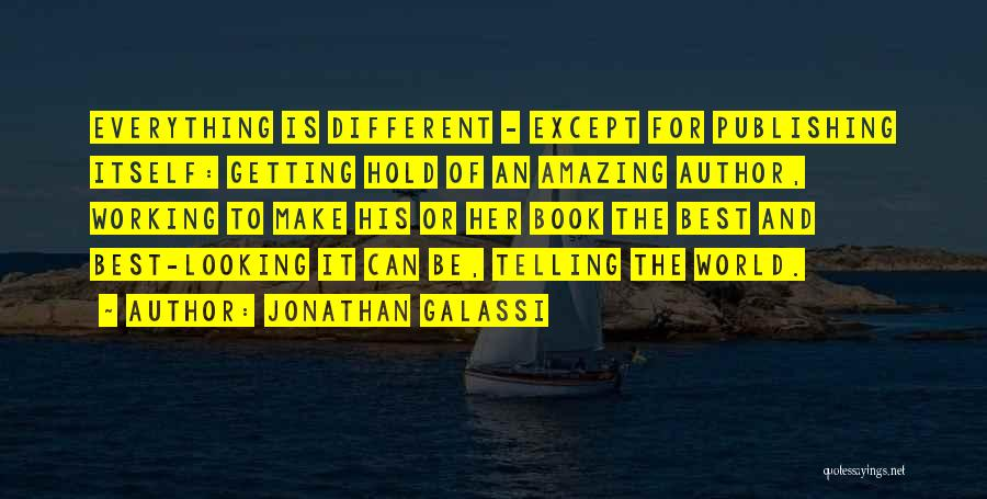Jonathan Galassi Quotes 915535