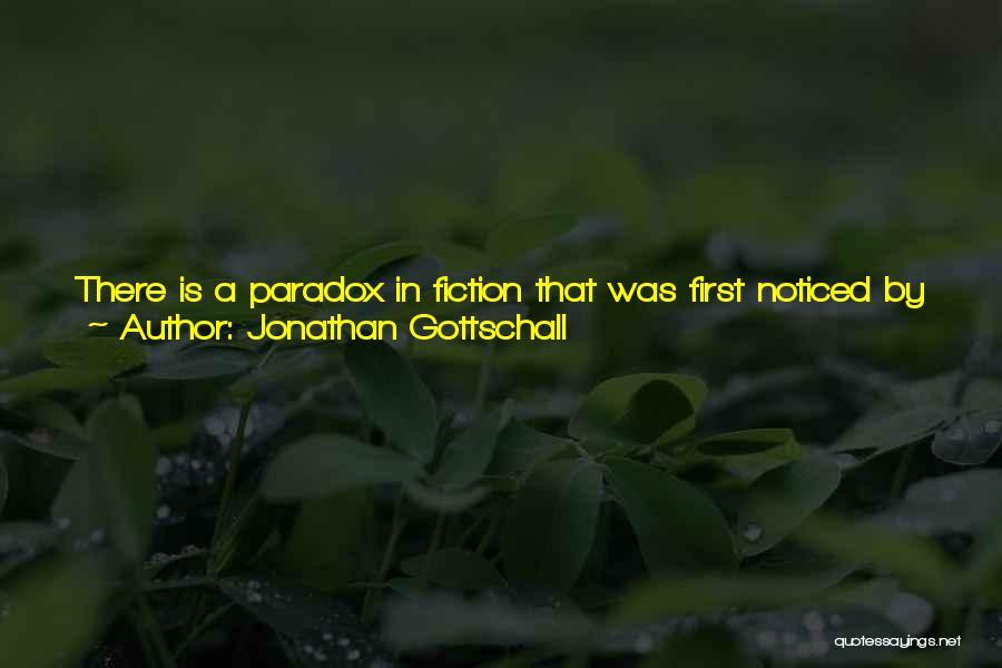 Jonathan Gottschall Quotes 1466356