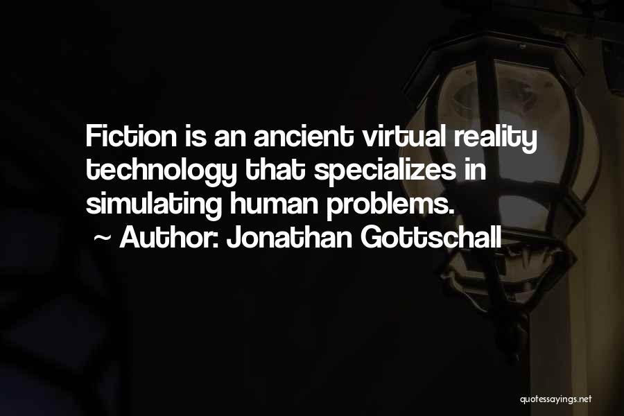 Jonathan Gottschall Quotes 417041