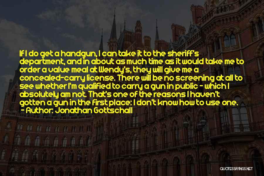 Jonathan Gottschall Quotes 490296