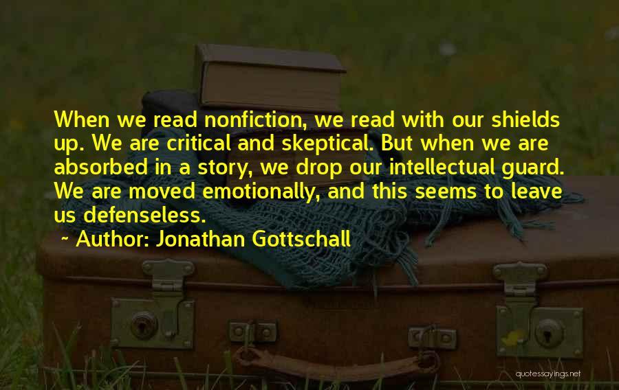 Jonathan Gottschall Quotes 600182