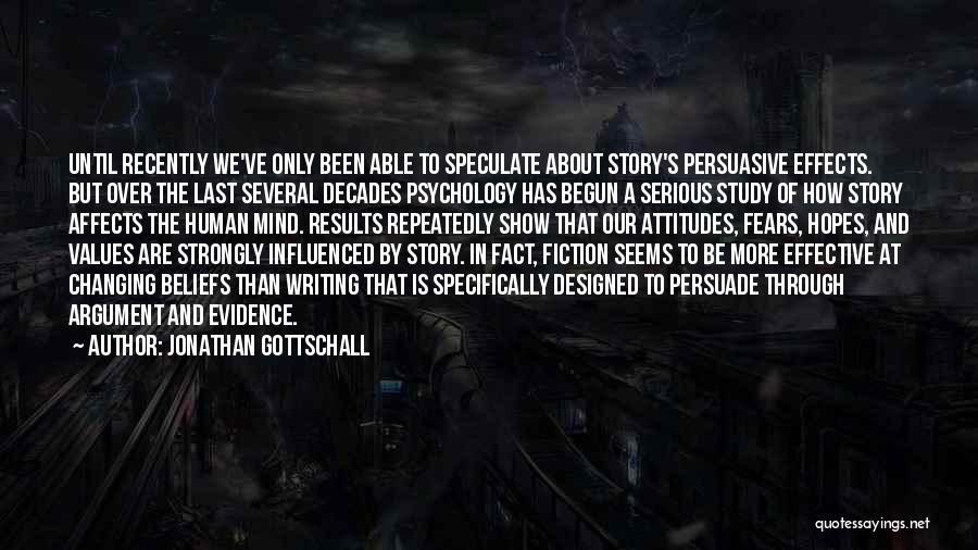 Jonathan Gottschall Quotes 659607