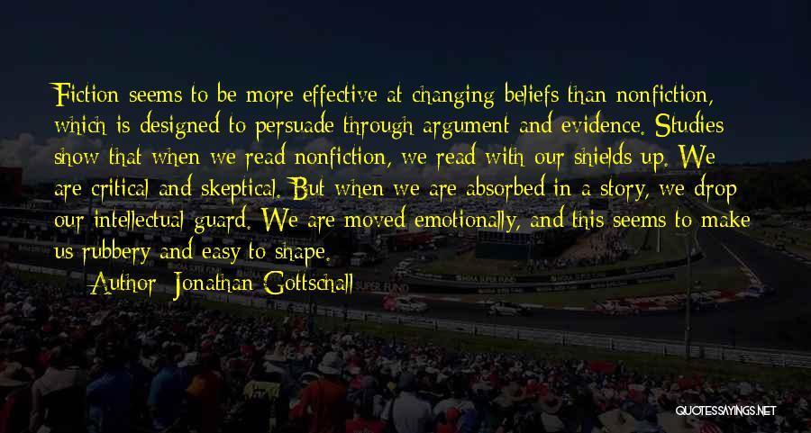 Jonathan Gottschall Quotes 705098