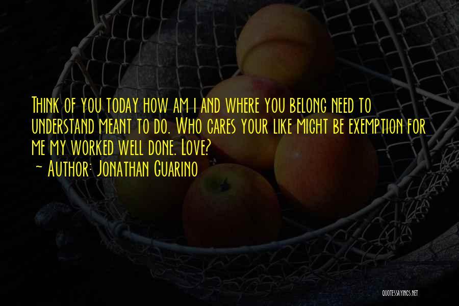 Jonathan Guarino Quotes 155996