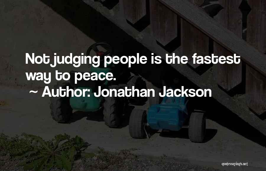 Jonathan Jackson Quotes 2251834