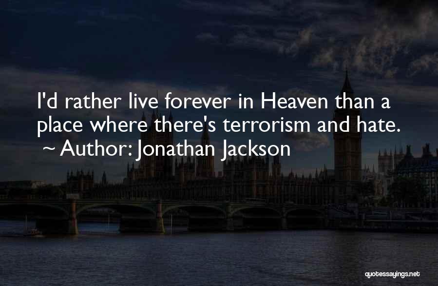 Jonathan Jackson Quotes 232224