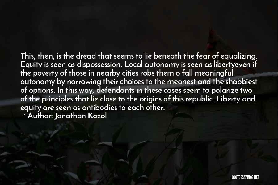Jonathan Kozol Quotes 118453
