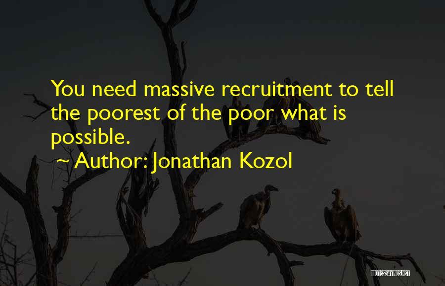 Jonathan Kozol Quotes 1316826