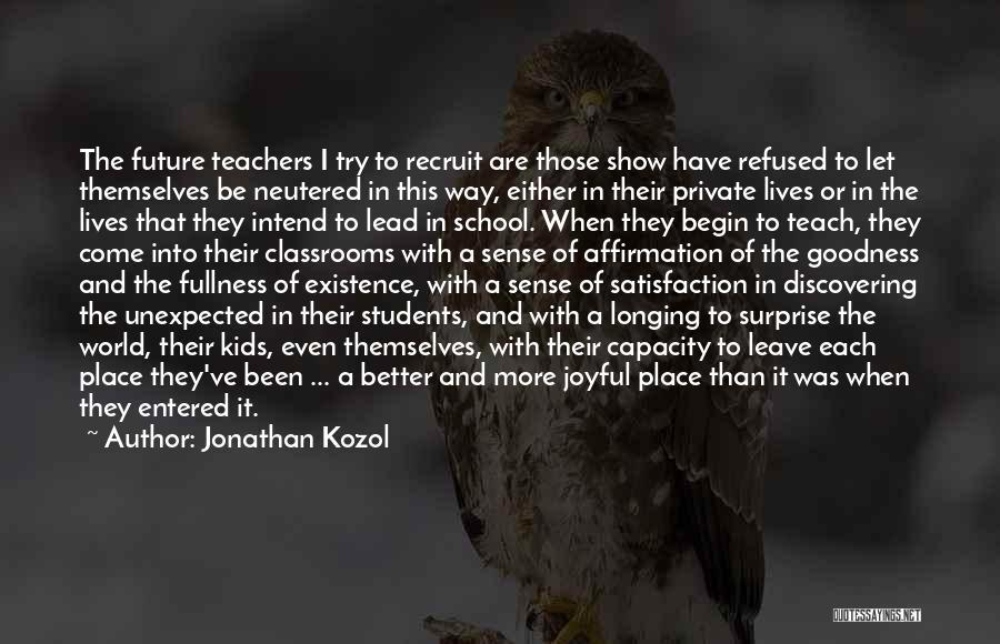 Jonathan Kozol Quotes 1393993