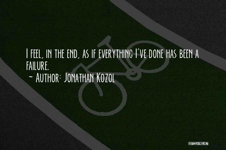 Jonathan Kozol Quotes 153371