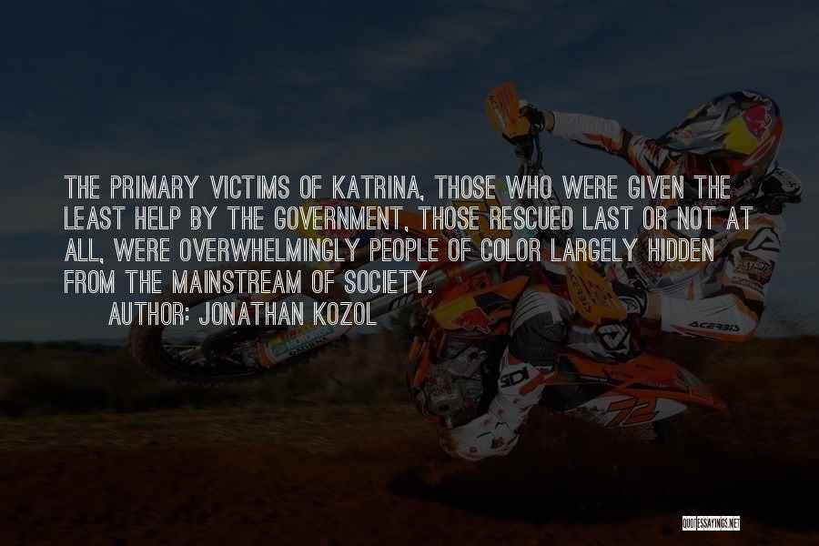 Jonathan Kozol Quotes 154849