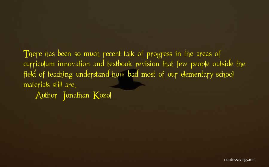 Jonathan Kozol Quotes 155482