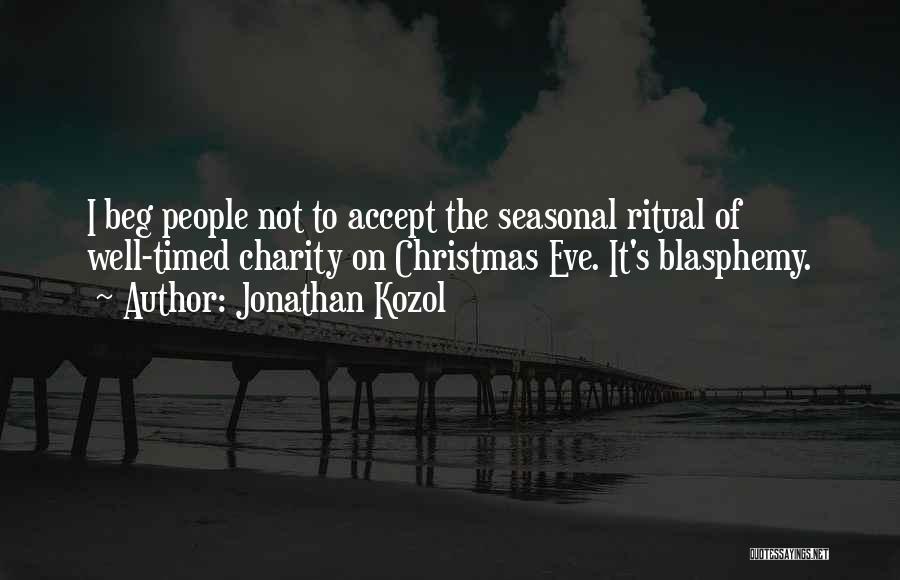 Jonathan Kozol Quotes 1597533