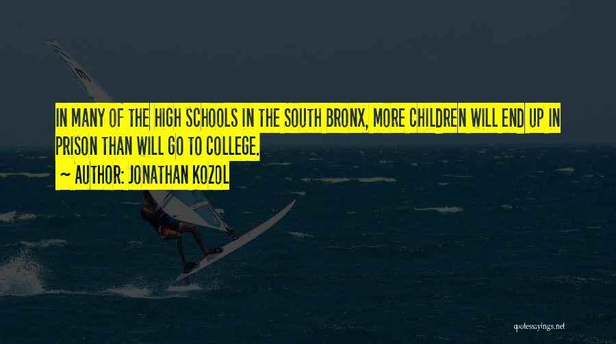 Jonathan Kozol Quotes 1821142