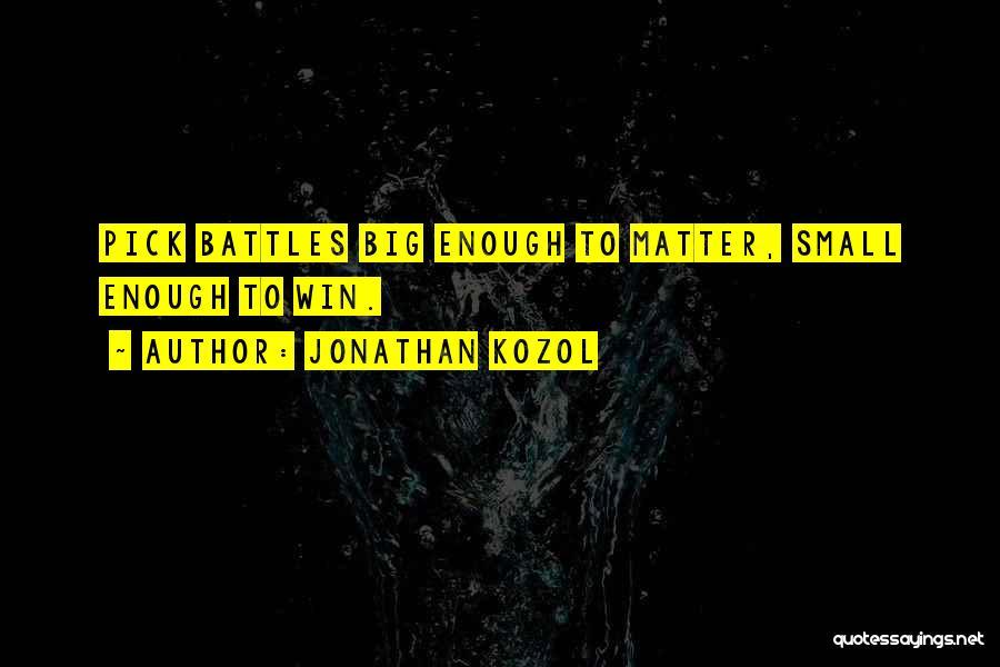 Jonathan Kozol Quotes 1826642
