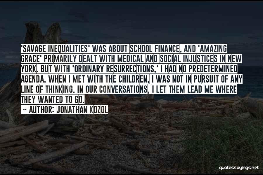 Jonathan Kozol Quotes 210627