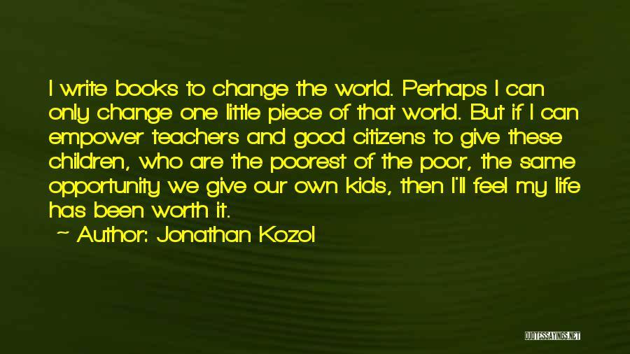 Jonathan Kozol Quotes 2270090