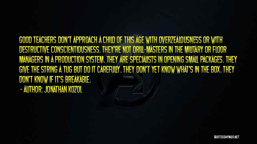 Jonathan Kozol Quotes 377134